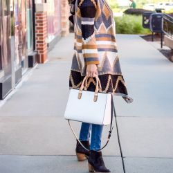 Fall Sweater, Booties & a Giveaway!