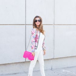 $8 Printed Jacket for Summer + Gucci Giveaway
