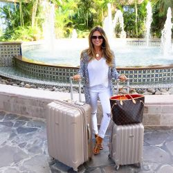 Functional & Fashionable Luggage + my Travel Style with Gordmans