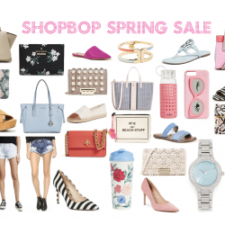 SHOPBOP Sale and My Must-Have Spring Essentials