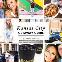 Kansas City Getaway Guide + Our Westport Stay