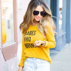 Are You a Brunch Kind of Gal? If So, You NEED this Top! Plus My Favorite Brunch Spots in Omaha