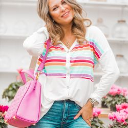 Step into Spring with the Softest Button-Down and Best Fitting Jeans -  Both Under $50