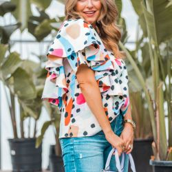 The Top of Your {Spring} Dreams + a New Clothing Line that Looks Good and Does Good