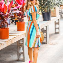 Under $50 Easter + Spring Occassion Dress