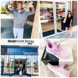 See What's New at Village Pointe - Shoes for Me, Sweets for Tony!