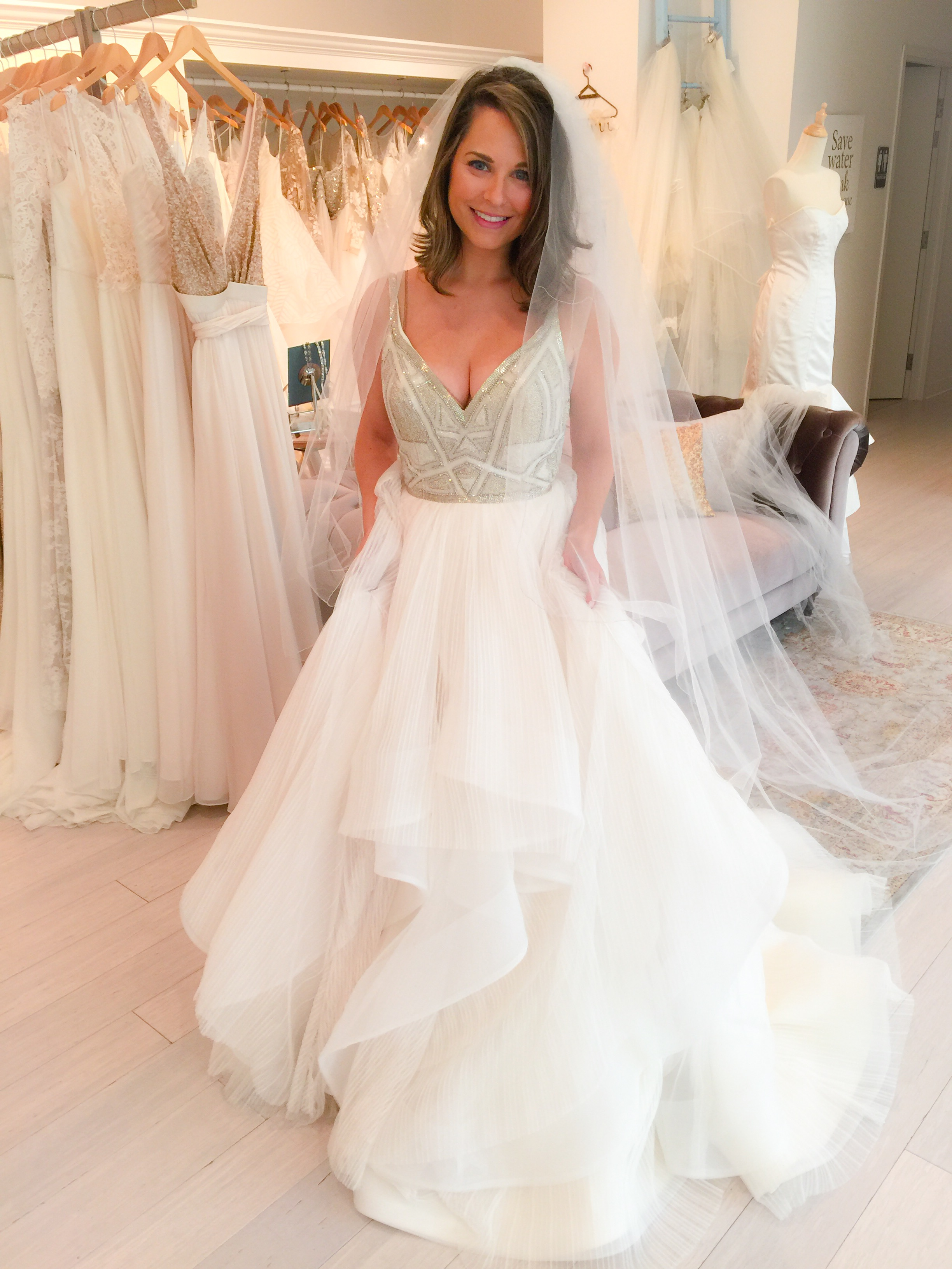 Saying YES To The DRESS