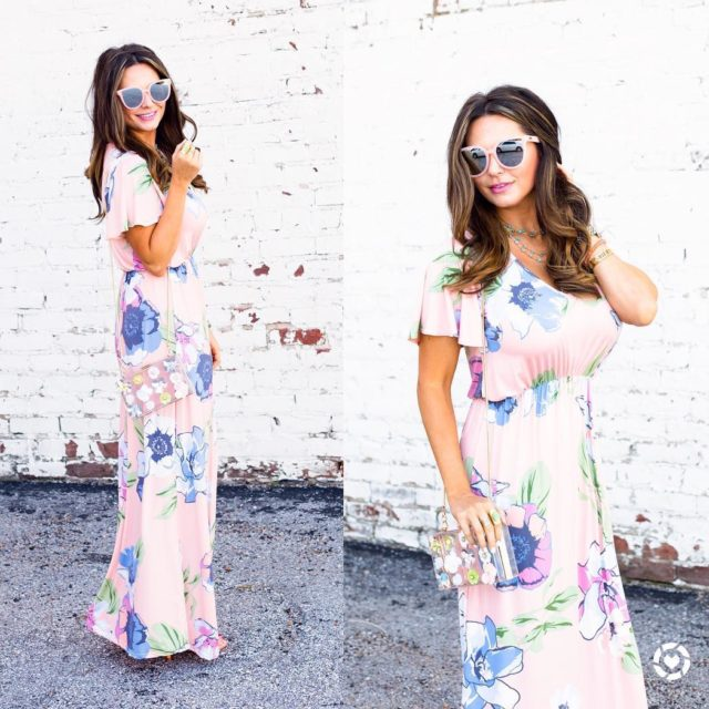 Dishing about THE musthave Summer maxi dress today on Sabbyhellip