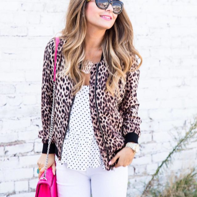 Leopard Love and TEN ways to wear this jacket todayhellip