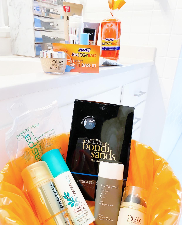 Hefty® EnergyBag® Program-Hefty Orange Bags-Recycling-Omaha-Nebraska-Sabby Style-Spring Cleaning-2