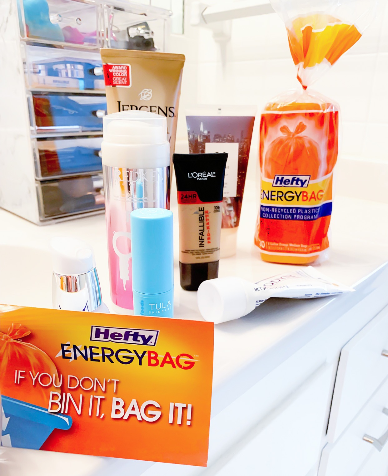 Hefty® EnergyBag® Program-Hefty Orange Bags-Recycling-Omaha-Nebraska-Sabby Style-Spring Cleaning-9